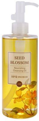Holika Holika Seed Blossom aceite limpiador nutritivo