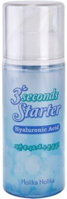 Holika Holika 3 Seconds Starter tonic pentru hidratarea pielii cu acid hialuronic
