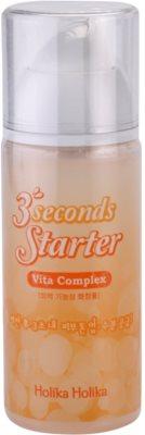 Holika Holika 3 Seconds Starter hydratační pleťové tonikum s vitamínem C
