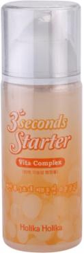 Holika Holika 3 Seconds Starter tonik nawilżający do twarzy z witaminą C