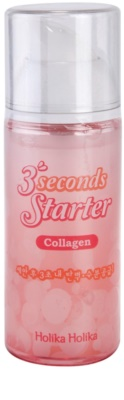 Holika Holika 3 Seconds Starter hydratisierendes Lifting-Tonikum mit Kollagen
