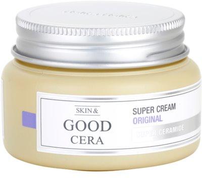 Holika Holika Skin & Good Cera crema de hidratación profunda para pieles secas