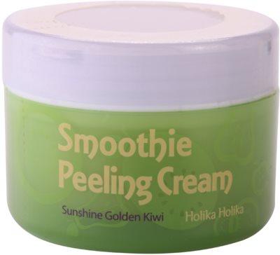 Holika Holika Smoothie nährende Peelingcreme für zarte Haut