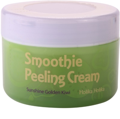 Holika Holika Smoothie vyživující a zjemňující peelingový krém