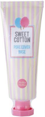 Holika Holika Sweet Cotton prebase de maquillaje para suavizar los poros