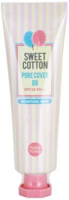 Holika Holika Sweet Cotton BB Creme zur Verkleinerung der Poren SPF 30