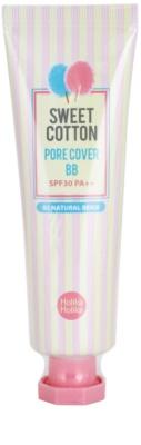 Holika Holika Sweet Cotton crema BB para suavizar poros SPF 30