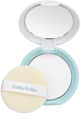 Holika Holika Sweet Cotton pó matificante 1