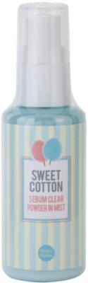 Holika Holika Sweet Cotton spray facial matificante