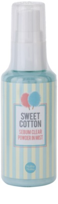 Holika Holika Sweet Cotton spray para pele mate