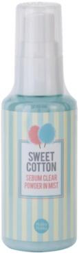 Holika Holika Sweet Cotton матуючий спрей для обличчя