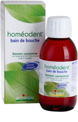 Homeodent Bain de Bouche enjuague bucal concentrado 2