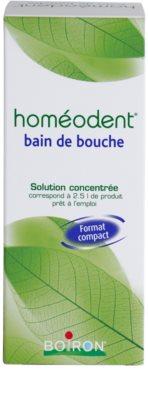 Homeodent Bain de Bouche konzentriertes Mundwasser 3