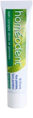 Homeodent Complete Care pasta de dientes estuche de viaje