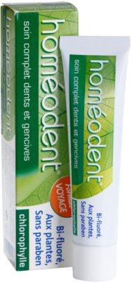 Homeodent Complete Care pasta do zębów opakowanie podróżne 2