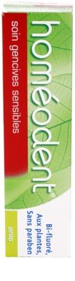 Homeodent Sensitive zubní pasta pro citlivé dásně 1