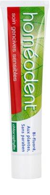 Homeodent Sensitive dentífrico