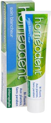 Homeodent Whiteness Care pasta de dientes con efecto blanqueador 2