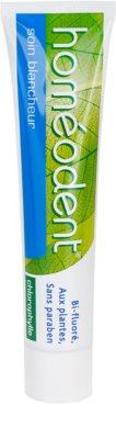 Homeodent Whiteness Care Zahnpasta mit bleichender Wirkung