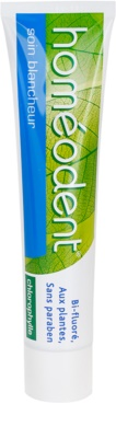 Homeodent Whiteness Care зубна паста з відбілюючим ефектом