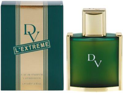 Houbigant Duc de Vervins L'Extreme парфумована вода для чоловіків