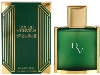 Houbigant Duc De Vervins eau de toilette férfiaknak