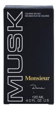 Houbigant Monsieur Musk colonia para hombre 3