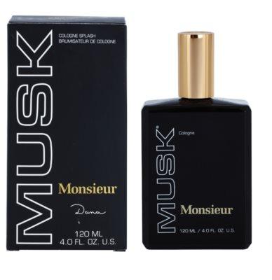 Houbigant Monsieur Musk colonia para hombre