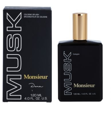 Houbigant Monsieur Musk kölnivíz férfiaknak