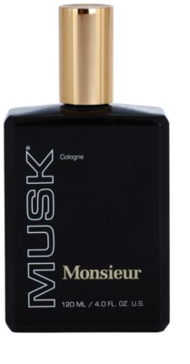 Houbigant Monsieur Musk colonia para hombre 2