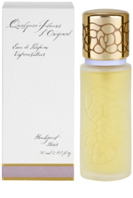 Houbigant Quelques Fleurs l'Original eau de parfum nőknek