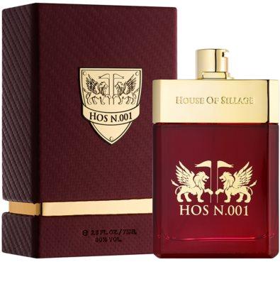 House of Sillage Hos N.001 parfumuri pentru barbati 1