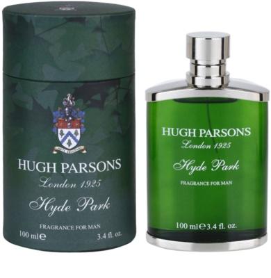 Hugh Parsons Hyde Park eau de parfum férfiaknak