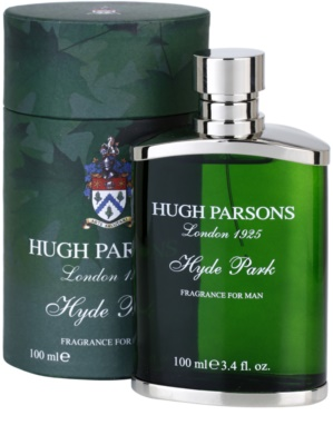 Hugh Parsons Hyde Park eau de parfum férfiaknak 1