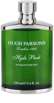 Hugh Parsons Hyde Park eau de parfum férfiaknak 2