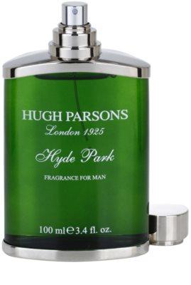 Hugh Parsons Hyde Park eau de parfum férfiaknak 3