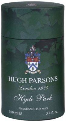 Hugh Parsons Hyde Park eau de parfum férfiaknak 4