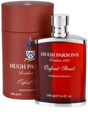 Hugh Parsons Oxford Street Eau de Parfum für Herren 1