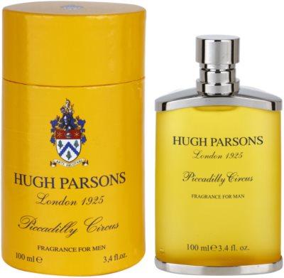 Hugh Parsons Piccadilly Circus Eau de Parfum para homens
