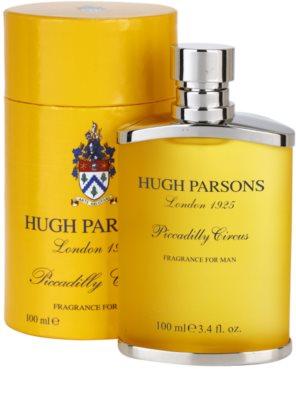 Hugh Parsons Piccadilly Circus Eau de Parfum para homens 1