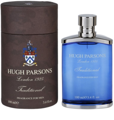 Hugh Parsons Traditional Eau de Parfum für Herren