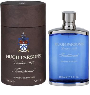 Hugh Parsons Traditional eau de parfum para hombre