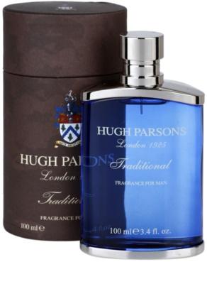 Hugh Parsons Traditional woda perfumowana dla mężczyzn 1