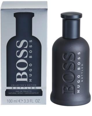 Hugo Boss Boss No.6 Bottled Collector's Edition Eau de Toilette pentru barbati