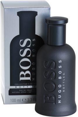 Hugo Boss Boss No.6 Bottled Collector's Edition Eau de Toilette para homens 1
