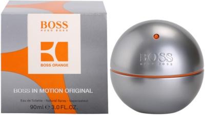 Hugo Boss Boss In Motion eau de toilette férfiaknak