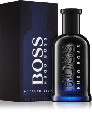 Hugo Boss Boss No. 6 Bottled Night eau de toilette férfiaknak 1