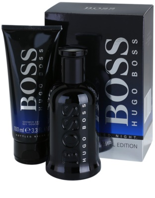 Hugo Boss Boss No. 6 Bottled Night ajándékszett