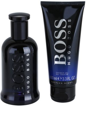 Hugo Boss Boss No. 6 Bottled Night Geschenksets 1
