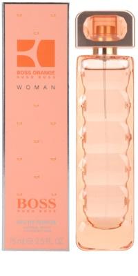 Hugo Boss Boss Orange eau de parfum para mujer